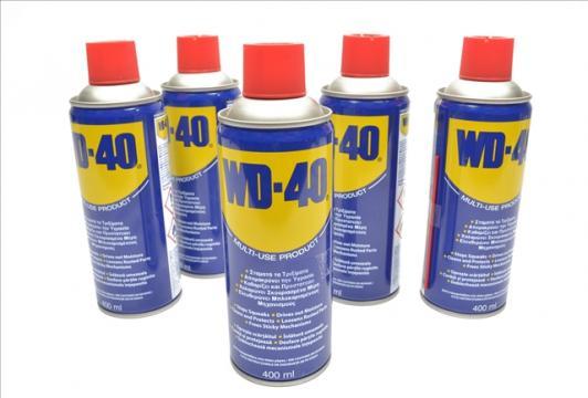 Spray lubrifiant multifunctional WD40 400ML