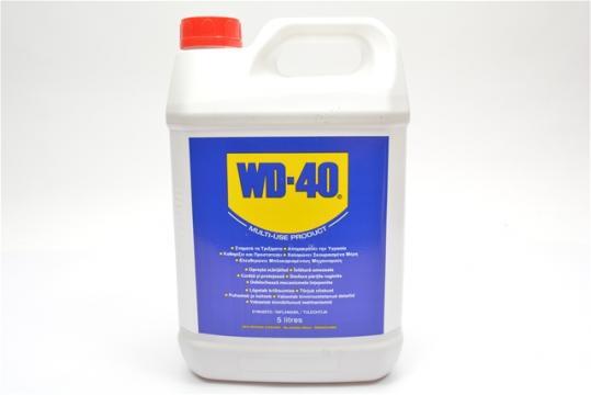 Spray lubrifiant multifunctional WD40 5L