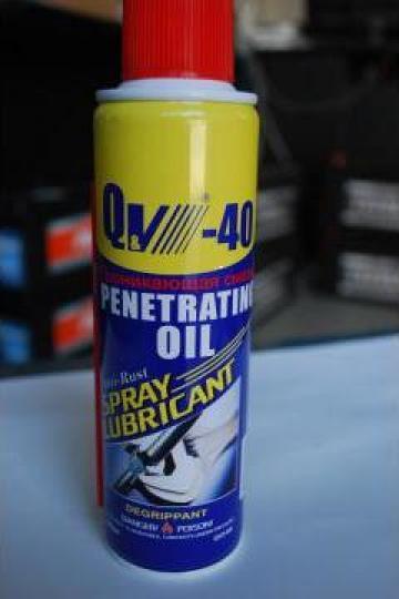 Spray lubrifiant si penetrant