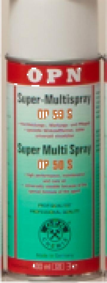 Spray multifunctional auto