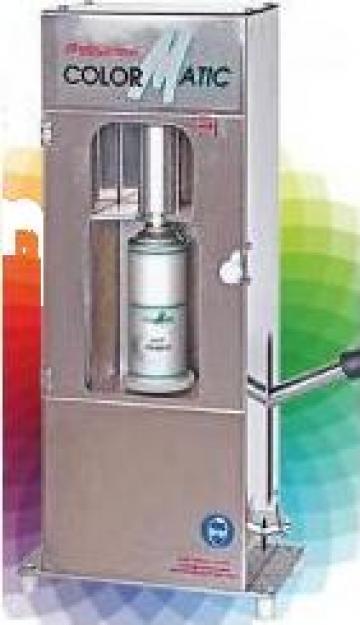 Spray vopsea auto pe codul de culoare