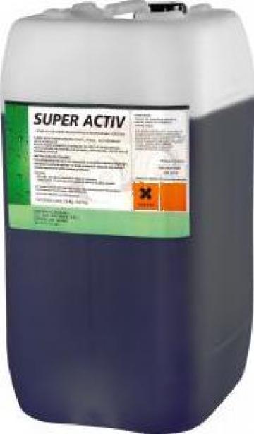 Spuma activa Super Activ (rosu)