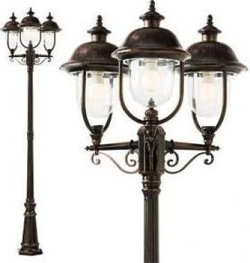 Stalp de iluminat exterior Verona 9272