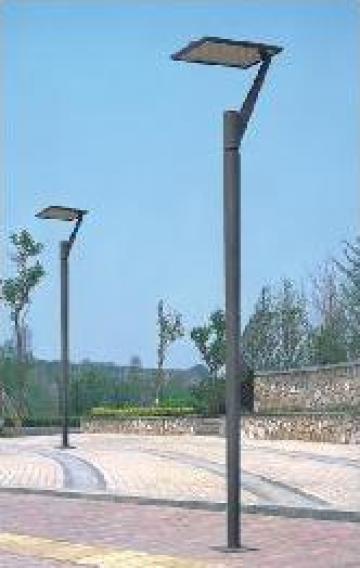 Stalp iluminat parcuri zone rezidentiale PLGSP31