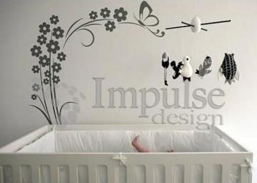Sticker decorativ perete