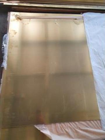 Tabla alama 3x1000x2000mm foaie alama, coala alama, cupru