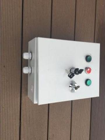 Tablou electric pentru motoreductor 0.55 kw