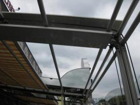 Tamplarie Rehau cu geam termopan