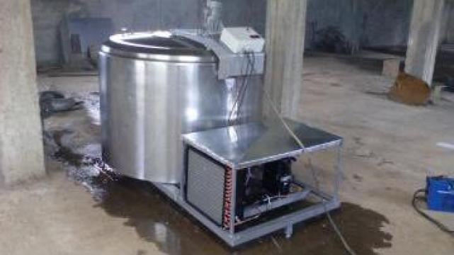 Tancuri racire lapte