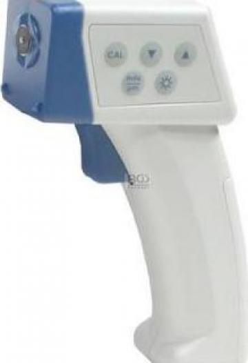 Tester pentru masurat grosime vopsea digital IronMetal