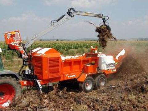 Tocator deseuri lemn Biomatich 91