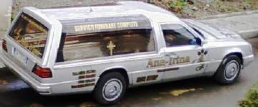 Transport funerar autorizat Iasi