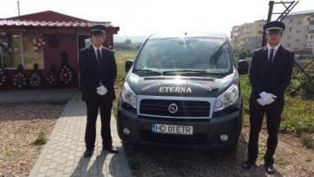 Transport funerar intern si international non-stop