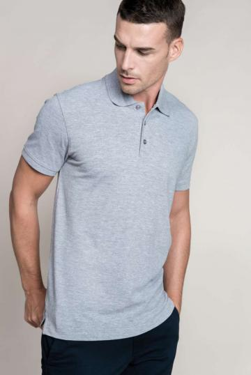 Tricou Men's Short Sleeve Pique Polo Shirt