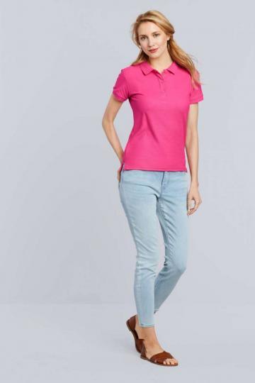 Tricou Premium Cottonn Ladies' Double Pique Polo