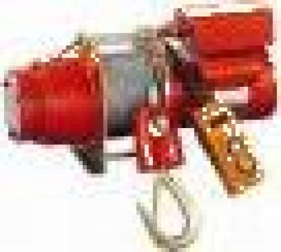 Troliu de ridicare electric pentru aplicatii industriale
