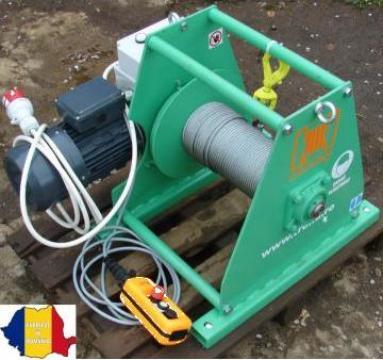 Troliu electric TE 600