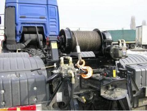 Troliu hidraulic WH 15000