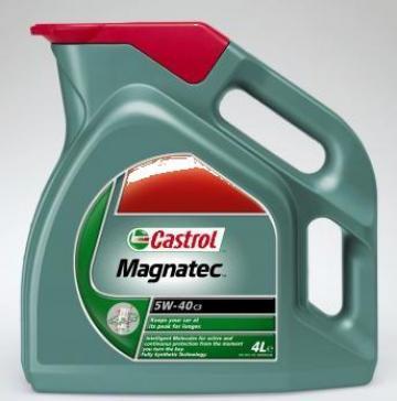 Ulei auto Castrol Magnatec, Edge, GTX