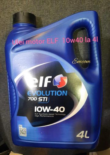 Ulei auto Elf 10w-40 4 litri