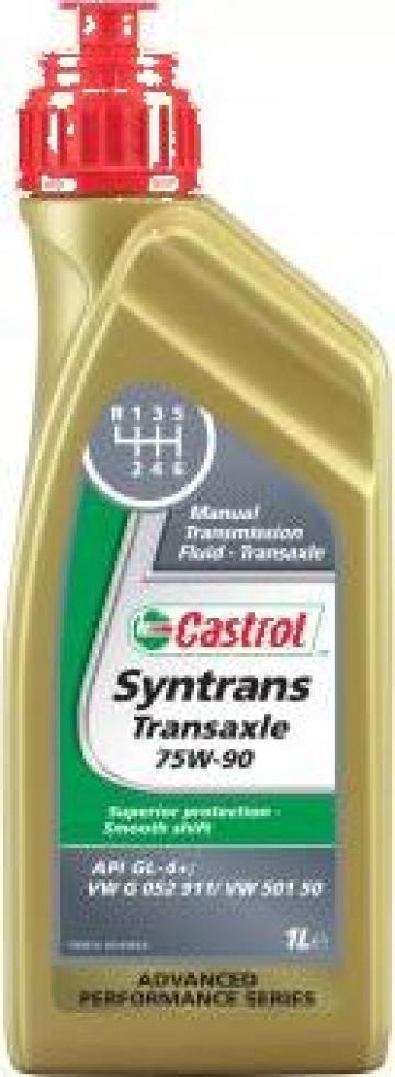 Ulei cutie viteza Castrol 75w90 Syntrans Transaxle 1l