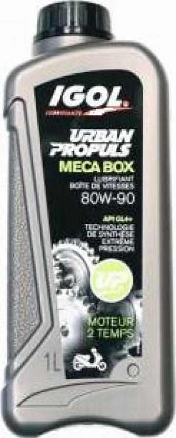 Ulei pentru cutii de viteza motociclete Urban Meca Box (1L)
