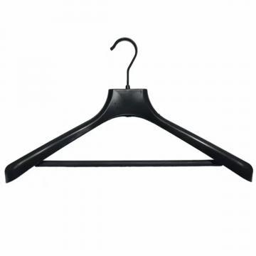 Umeras plastic cu carlig pentru haine groase, 42cm (1 buc)
