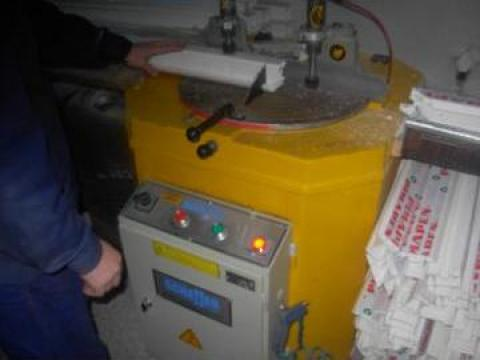 Utilaje productie tamplarie PVC