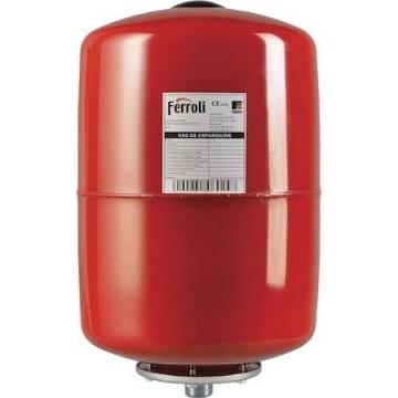Vas de expansiune vertical Ferroli VEF 35, 35 litri, 10 bar