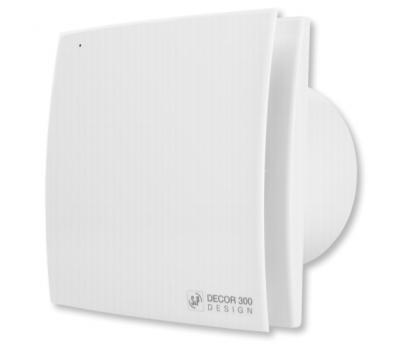 Ventilator de baie Decor-300 CHZ Design