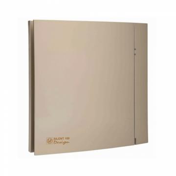 Ventilator de baie Silent-200 CZ Champagne Design - 4C