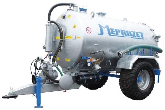 Vidanja PN 60 - 6.000 litri