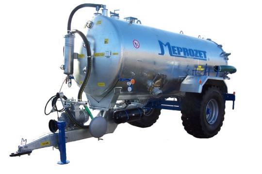 Vidanja PN 70/1 - 8.000 litri