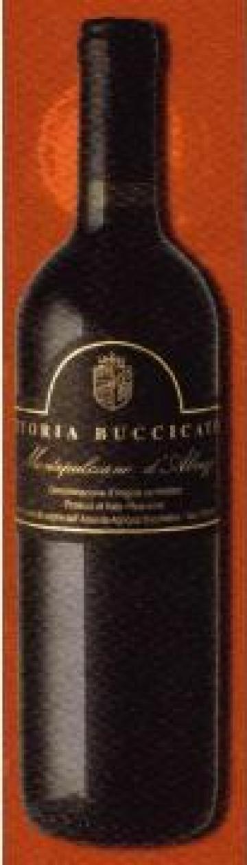 Vin Montepulciano D'abruzzo D. O. C. Italian Wine