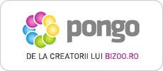 Web design site-uri, web hosting, design brosuri& pliante, design logo-uri si obiecte promotionale de calitate - Pongo.ro