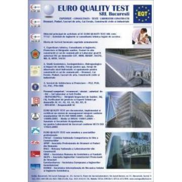 Euro Quality Test - Bucuresti